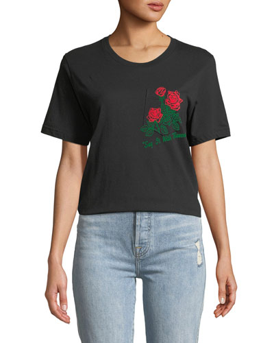 Say It With Flowers T-Shirt