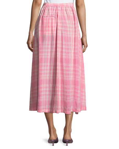 Gathered Waist Skirt