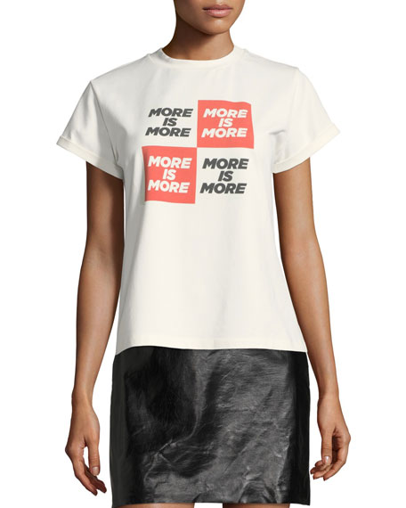 More is More T-Shirt
