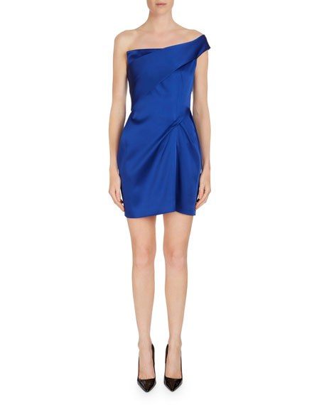 Carleton One-Shoulder Tunic/Top/Dress