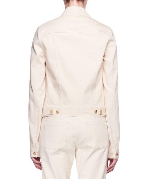 Rearman Button-Front Cotton-Twill Jacket