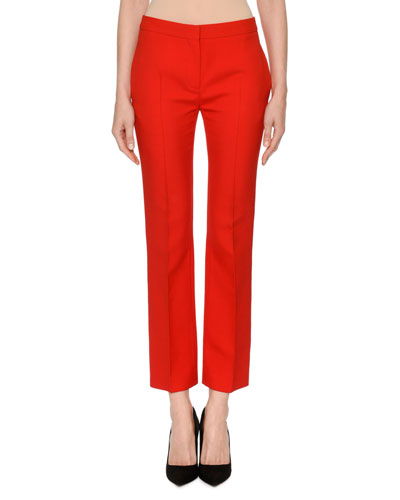 Skinny Cropped Suiting Pants