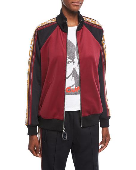 Colorblock Track Jacket