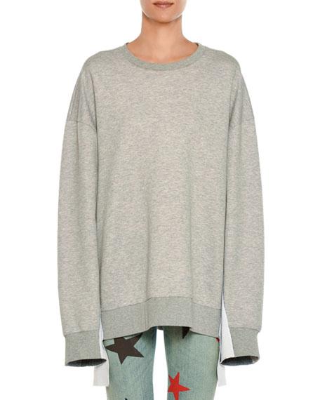 All is Love Oversized Sweatshirt