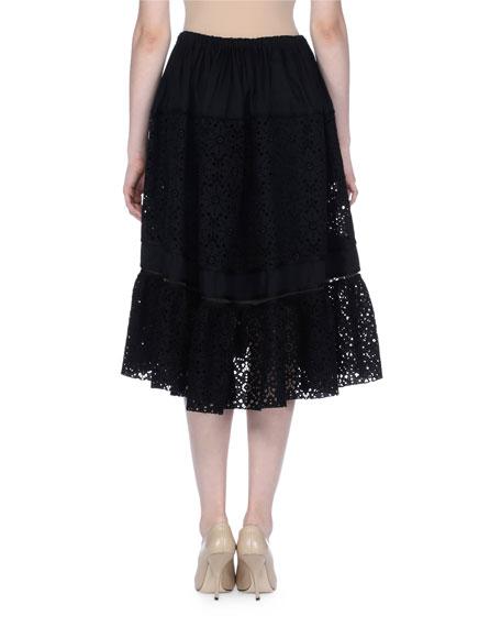 Daisy Sangallo Lace Skirt