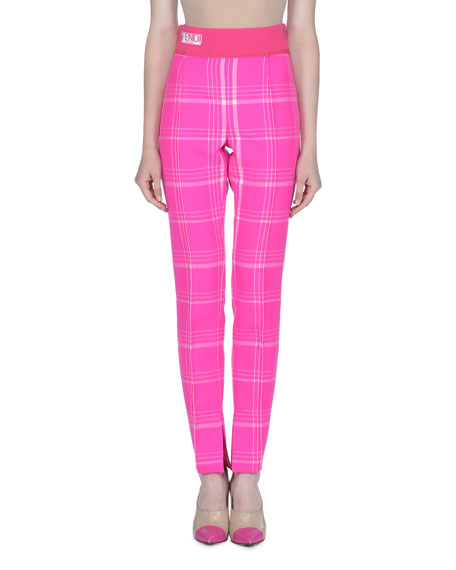 Pop Tartan Plaid Pants