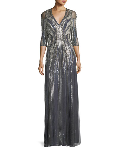 Jenny Packham Dresses At Bergdorf Goodman