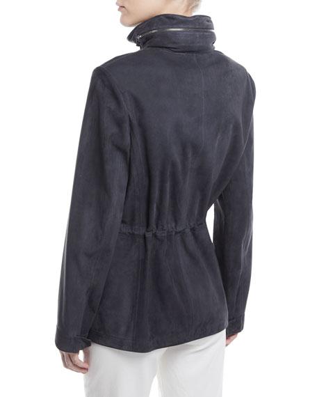 Sueded Traveler Jacket