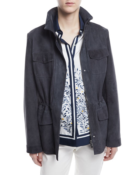 Sueded Traveler Jacket