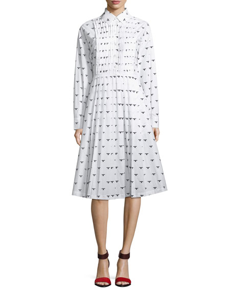 The Larrabee Shirtdress