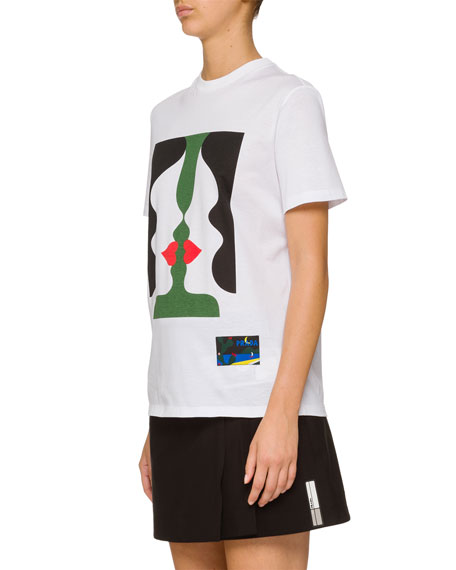 Illusion Graphic T-Shirt