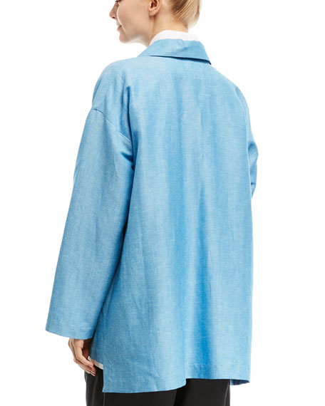 Slim A-Line Jacket