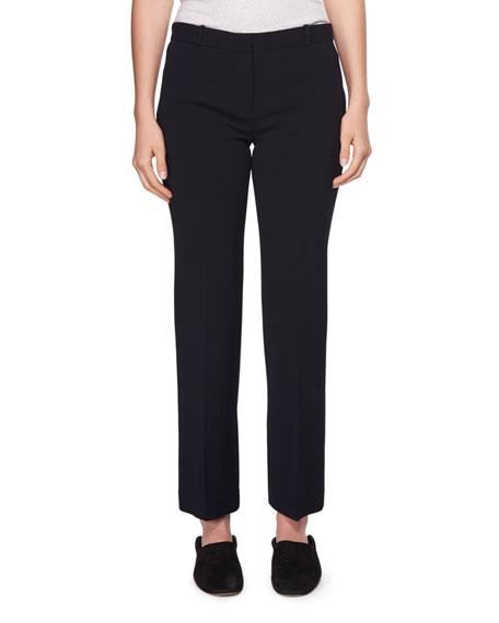 Ashland Slim-Leg Ankle Jeans, Indigo