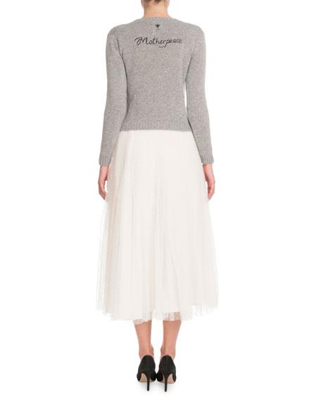 "Cashmere ""Moon"" Tarot Sweater"