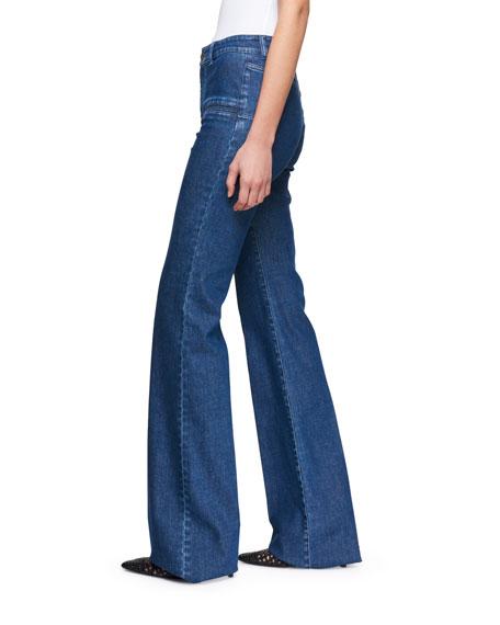 Serge Straight-Leg Denim Jeans