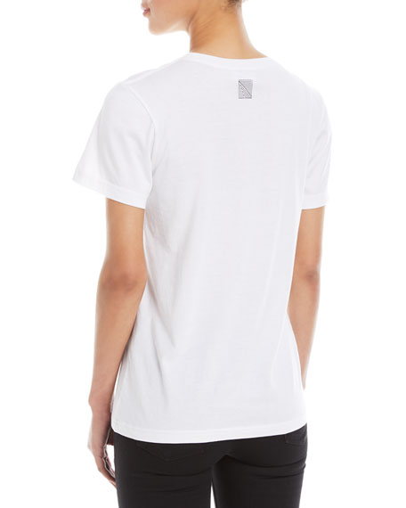 Seashell Face T-Shirt