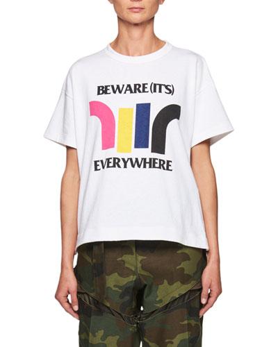 Beware Short-Sleeve T-Shirt