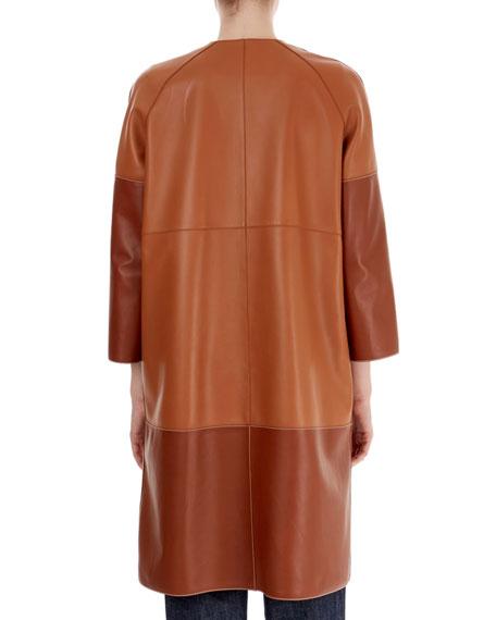 Napa Patchwork Top Coat