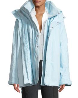 Angela Double-Layer Coat