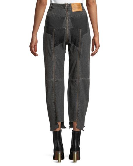 Levi's Zip-Trim Denim Jeans