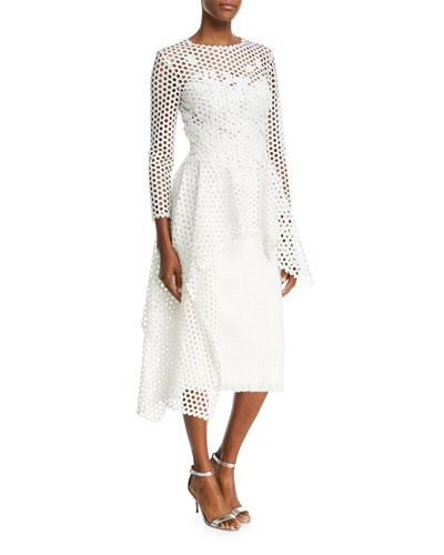 Oscar De La Renta Evening Dress