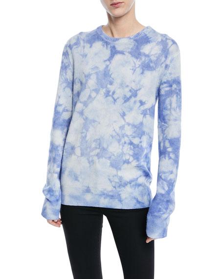 Tie-Dye Cashmere Sweater