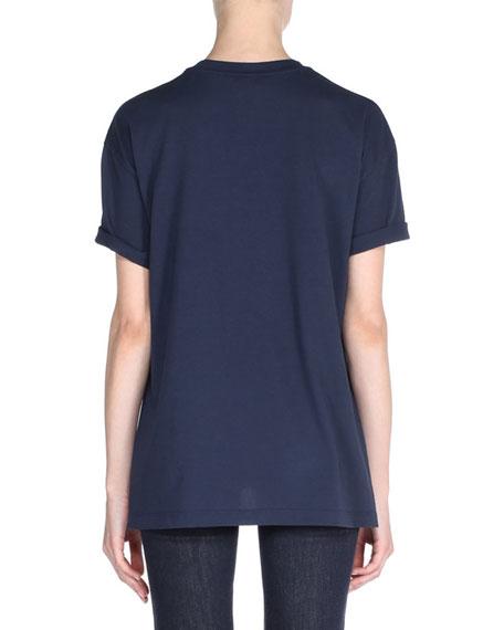 Fendi Palace Graphic T-Shirt