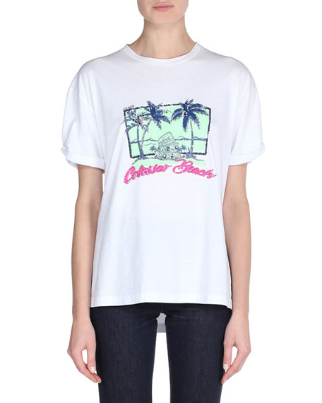 Colosseum Beach T-Shirt
