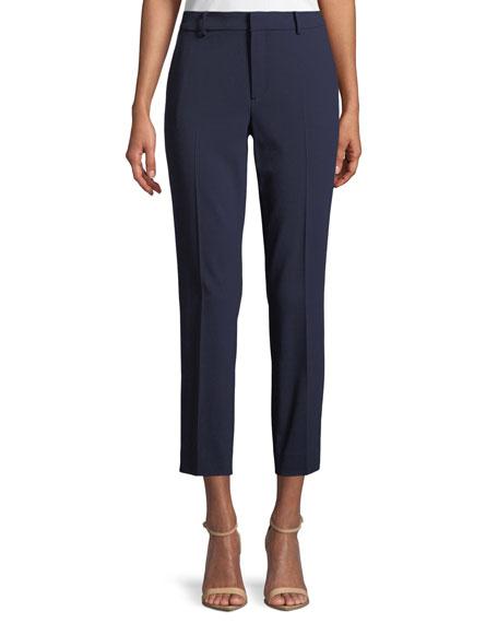 Heidi Mid-Rise Skinny-Leg Pants