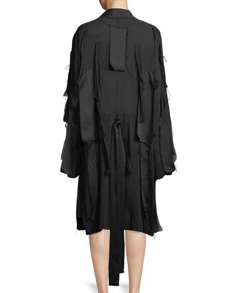 Belted Streamer Robe