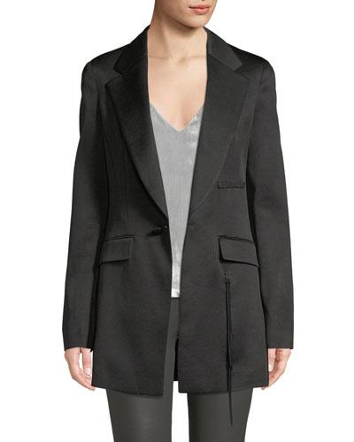 Tailored Heavy Twill Jacket