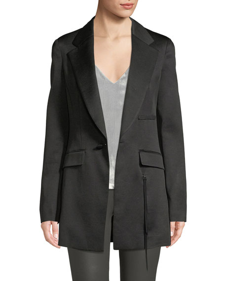 Tailored Heavy Twill Jacket