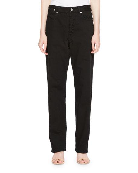 Pisco Denim Straight-Leg Jeans