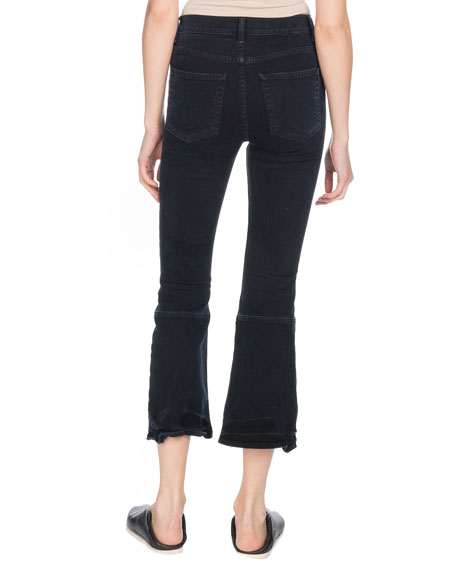 PSWL Flared Cropped Jeans