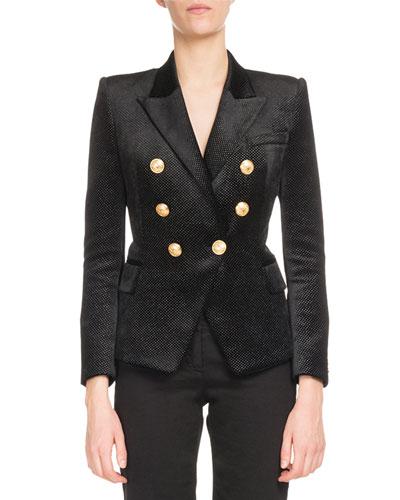 54e4c34ddf6 Balmain Ready-to-Wear Clothes   Sweaters   Coats at Bergdorf Goodman