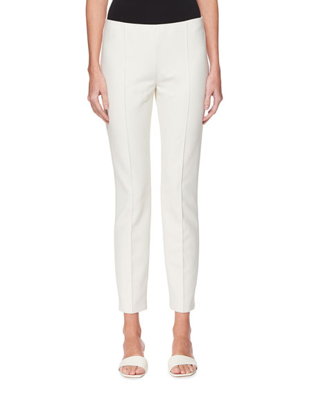 Image 1 of 1: Cosso Cotton-Stretch Skinny Pants