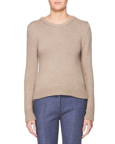 Tinco Fluffy Cashmere/Silk Sweater