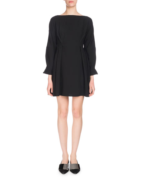 2018 Online Womens Textured Crepe Zip-Front Dress Proenza Schouler Buy Cheap Footaction New And Fashion YOY6vwuq40