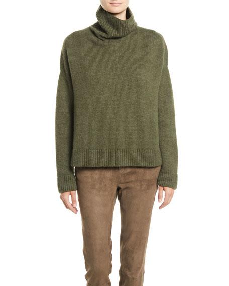 Darlington Turtleneck Cashmere Sweater