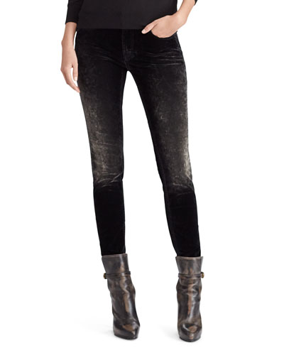 50th Anniversary Easton Mid-Rise Skinny Jeans