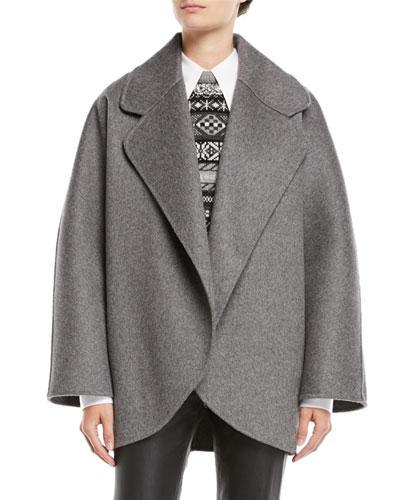 Oversized Wool Jacket