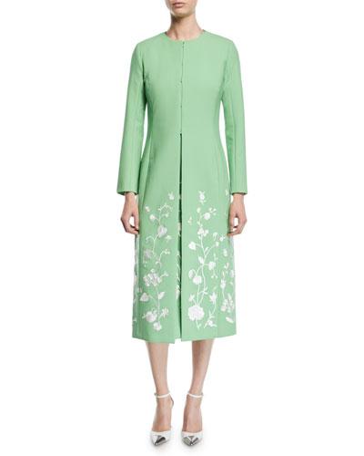 3929c346b26 Oscar de la Renta Ready to Wear Collection   Dresses at Bergdorf Goodman