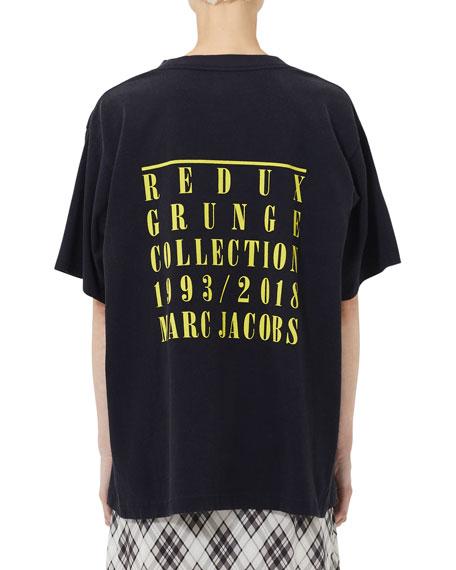 Marc Jacobs Bootleg Redux Grunge T-Shirt (Unisex) 47ea8854e412
