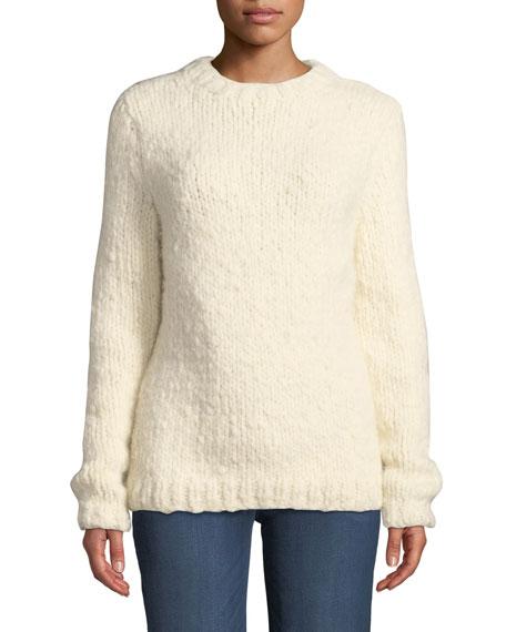 Kimber Crewneck Cashmere Sweater