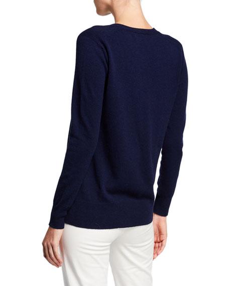 Long-Sleeve Eternal Cashmere