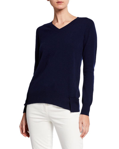 Long-Sleeve Eternal Cashmere