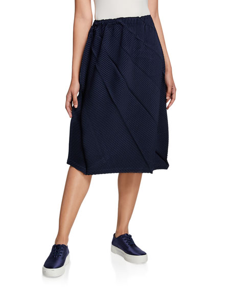 Swell Pleats Skirt
