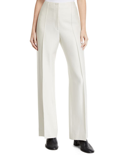 Max High-Rise Straight Leg Pants
