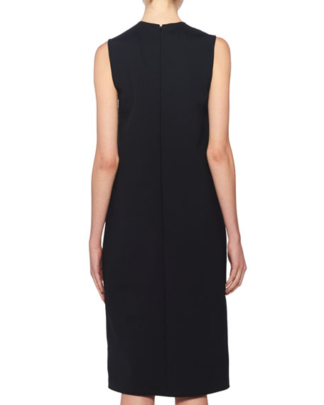 Frans Sleeveless Tunic Dress