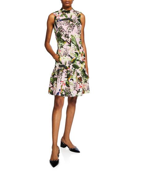 Erdem Nena Fassett Dream Sleeveless Dress